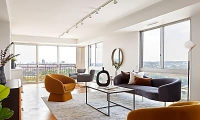 Living Room, 1010 Memorial Dr, 0