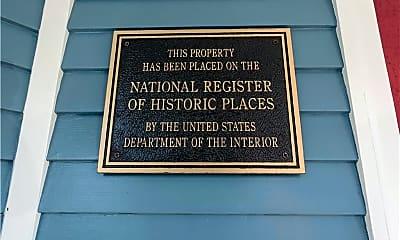 Community Signage, 45 Elm St 1, 2