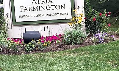 Atria Farmington, 1