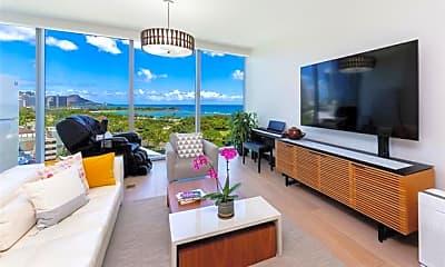 Living Room, 1118 Ala Moana Blvd 1002, 0