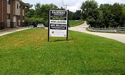 Fairway Apartments, 1