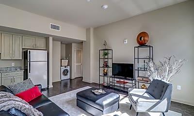 Living Room, 1321 Lofts, 1