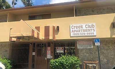 Creek Club Apartments, 1