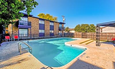 Pool, Magnolia Flats, 0