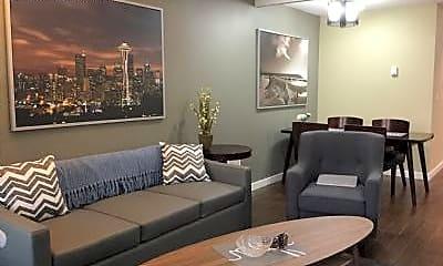 Living Room, 304 Vuemont Pl NE, 1