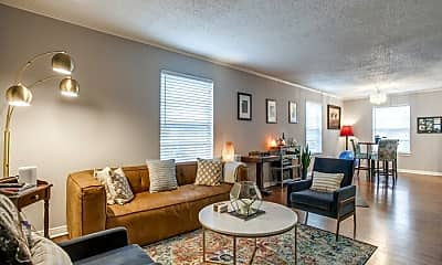 Living Room, 4827 N Central Expy, 1