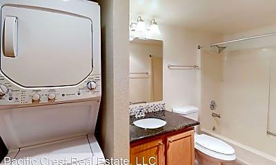Bathroom, Seattle North Apartments, 1