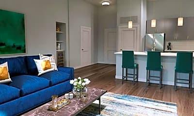 Living Room, 6400 Blue Stone Rd NE Unit #2, 2