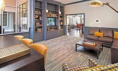 Living Room, Dulles Greene, 0