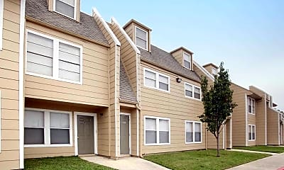 Building, The Willows Apartments, 1