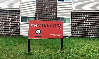 Village West Apartments, 1