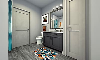 Bathroom, Accent Athens, 1