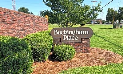 Buckingham Place Apartments, 1