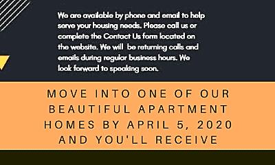 Community Signage, Carlsbad Coast Apartments, 2