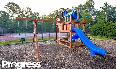 Playground, 4908 Heards Forest Dr NW, 2