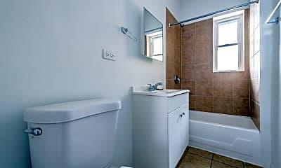 Bathroom, 6160 S King Dr, 2