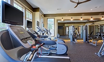 Fitness Weight Room, Tapestry at Turkey Creek, 2