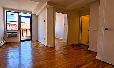 Living Room, 41 Avenue B 6-D, 1
