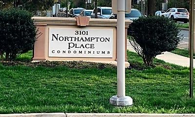 Community Signage, 3101 N Hampton Dr 1405, 2