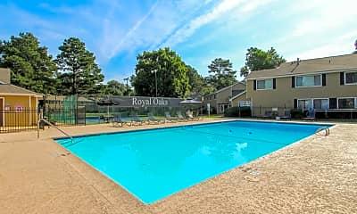 Pool, Royal Oaks, 0