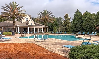 Pool, 6609 Spring Flower Ct 13E, 2