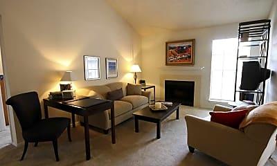 Living Room, Centreport Landing, 1