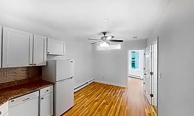 Kitchen, 21 Sheafe St., #6,, 0