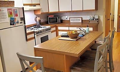 Kitchen, 1827 Spruce St, 1