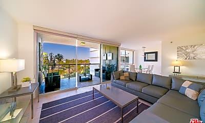 Living Room, 201 Ocean Ave 910P, 0