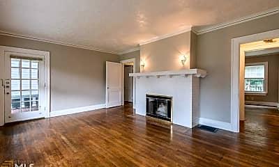 Living Room, 701 Ralph McGill Blvd NE, 1