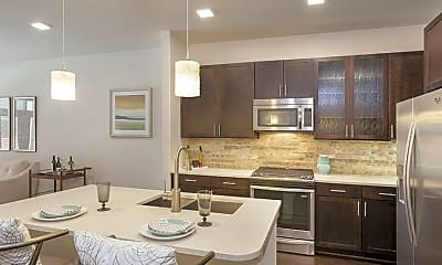 Kitchen, 1505 Elm St, 0