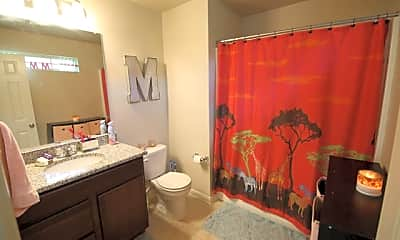 Bathroom, 130 Villa Grande, 2
