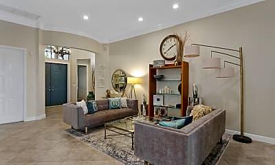 Living Room, 8598 Via Brilliante, 0