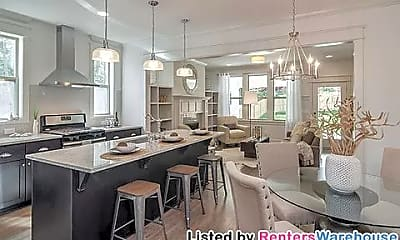 Dining Room, 608b South 12th Street, 1