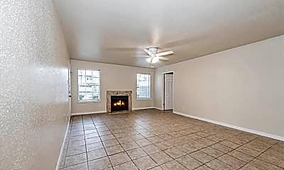 Living Room, 9700 Leawood Blvd, 1