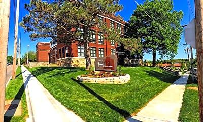 Building, West Hill Lofts, 2