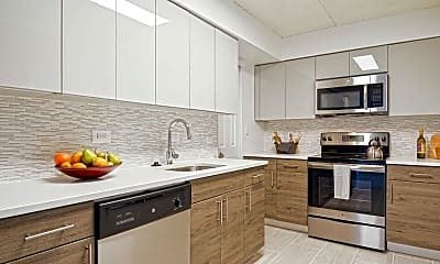 Kitchen, Valley Forge Towers North, 0