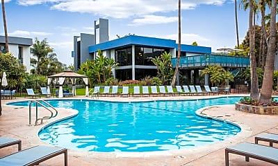 Pool, Harbour Lights Resort Apartments, 0