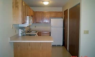 Kitchen, Bungalows of Chisago Lakes, 0