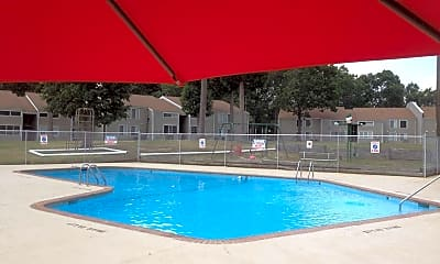 Pool, The Colony, 1