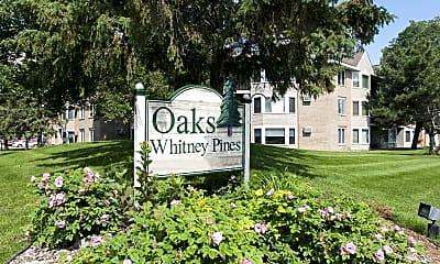 Community Signage, Oaks Whitney Pines, 2