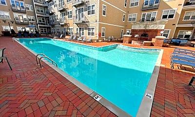Pool, 3000 Vanderbilt Pl, 2