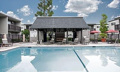 Pool, Summer Crest, 1