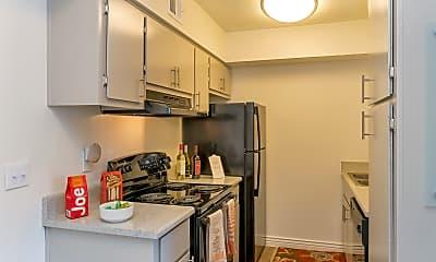 Kitchen, Spring Meadow Apartments, 1