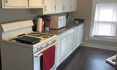Kitchen, 581 Mt Vernon St, 0