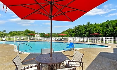 Pool, Bay Ridge at Nashua Apartments, 0
