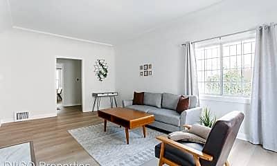 Living Room, 203 S Arnaz Dr, 1