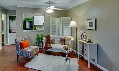 Living Room, Palm Isle, 0