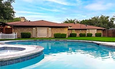 Pool, 1021 Villa Siete, 1