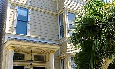 Building, 542 Lyon St, 2